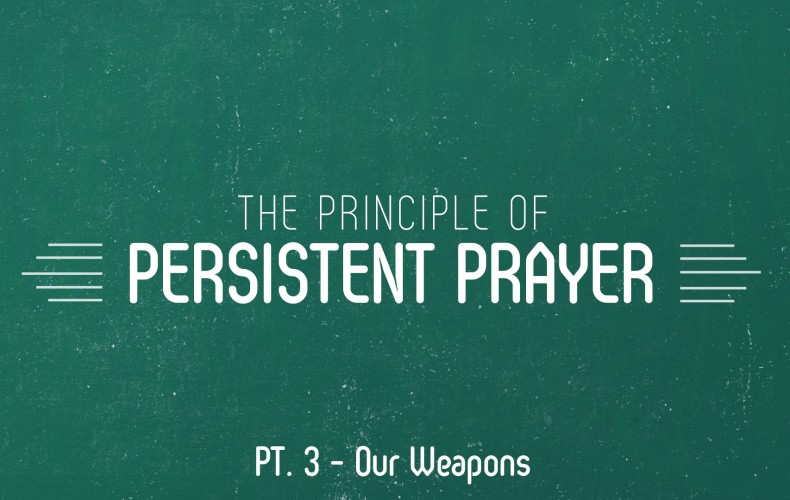 The Principle of Persistent Prayer | Part 3